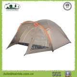 6p tenda di campeggio dei Pali di doppi strati 3 con l'estensione