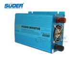 Solarinverter 600W der Suoer Fertigung-24V weg vom Rasterfeld-Solarinverter mit CER RoHS (FDA-600B)