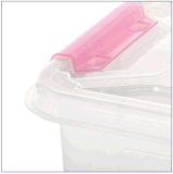 [هيغقوليتي] [ترنسبرنت] بلاستيكيّة [ستورج بوإكس] منزل بلاستيكيّة منتوجات [9ل] [فوود كنتينر] بلاستيكيّة