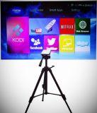 Горячее сбывание! ! Самый новый репроектор Proyector светильника 1280X800 Android полный HD 1080P 3D HD WiFi СИД 1000lumens СИД