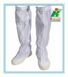 Cargador del programa inicial de trabajo antiestático de PVC/PU, ESD Overboot, zapatos de trabajo del ESD