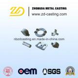 Piezas de planta eléctricas del OEM por la pieza de acero fundido