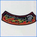Divisa bordada DIY en línea de la aduana de la venta de los accesorios de la ropa