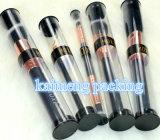 Cilindri di plastica dell'animale domestico dell'acetato con 2 protezioni