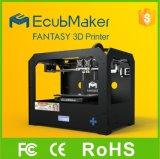 2016 prix bon marché de l'imprimante de haute précision 3D, imprimante de Fdm 3D, imprimante 3D chinoise