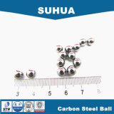 bola de acero inoxidable AISI1010 G10-1000 de 2m m hecha en China