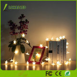 LED 크리스마스 불빛 방수 별 LED 끈 빛