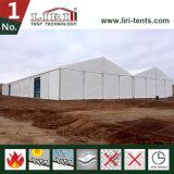 Алюминий и пакгауз PVC напольные шатры с стеной стального сандвича трудной