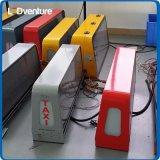 segno superiore di colore completo LED del tassì esterno pH5