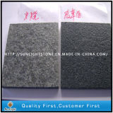 Preiswerter erschwinglicher absoluter schwarzer Granit G684 für Fliesen/Treppe/Countertops