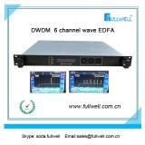 C 악대 DWDM 회선 증폭기, 출력 전력 EDFA 광학적인 증폭기: 20dBm
