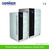 Input 3phase und Ausgabe 120kVA Niederfrequenzonline-UPS