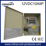 электропитание камеры CCTV 12V 10A Ce/IEC Approved (12VDC10A9P)