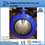 Válvula de borboleta pneumática de alta performance UPVC Wafer Type com preço