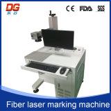 Горячая машина маркировки лазера волокна типа 30W Desktop