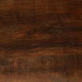 PVC d'intérieur bon marché neuf de plancher de vinyle d'utilisation de 100%Virgin Brown