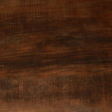 Neues preiswertes 100%Virgin Brown Innengebrauch-Vinylbodenbelag Kurbelgehäuse-Belüftung