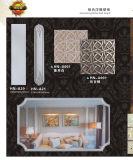 Собирая украшение Hn-A001 дома панели доски 3D стены PU сброса