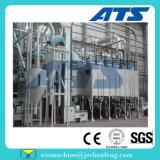 Pelota simples da alimentação do Aqua da operação que faz a planta de produção