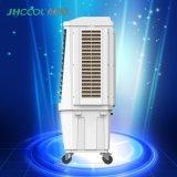 Dispositivo di raffreddamento di aria evaporativo portatile ecologico con i rilievi di raffreddamento del Tre-Lato
