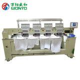 Máquina automatizada del bordado de 12 de la aguja de China del bordado de la máquina pistas de Tajima 4 con buen precio