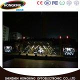 La publicité du mur extérieur de vidéo de l'écran IP65 DEL