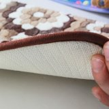 Corail Fleece&#160 ; Tapis de bain d'impression