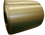 Aluzinc를 판매하는 Dx51d 상단은 열간압연 색깔 PPGI 강철 코일을 입혔다