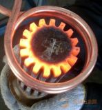 Máquina de alta frecuencia del tratamiento térmico de inducción para el metal