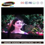 Tela de indicador ao ar livre do diodo emissor de luz da cor cheia P10 de boa qualidade com anúncio comercial video de Digitas Steet