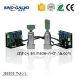 Indicatore portatile Js2808 del laser di prezzi di fabbrica per l'alluminio della marcatura del laser
