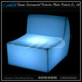 Muebles de interior o al aire libre de la barra ligera del plástico LED