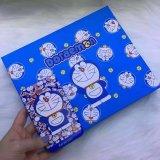 8800mAh Smartphones를 위한 수정같은 Doraemon 고양이 만화 중합체 힘 은행 중국제 (파랑, 백색)