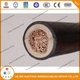 UL2806 estañó el cable de cobre/de goma de /Rubber Dlo