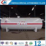 Tanque de armazenamento da venda 50cbm LPG da fábrica, petroleiro do gás de ASME 50000L LPG, tanque de gás de 50m3 LPG para Tanzânia