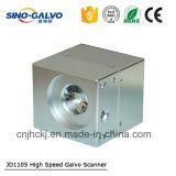 レーザーの切断のための高品質Jd1105の二酸化炭素レーザーの検流計のスキャンナーまたはGalvoのスキャンナーか走査ヘッド