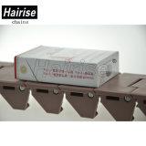 Har820new de Ontwikkelde Transportband van de Keten van het Type Plastic Hoogste