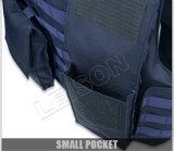 Het ballistische Vest heeft zeer Goede Vuurvaste en Waterdichte Capaciteit die aan de Norm van ISO voldoet