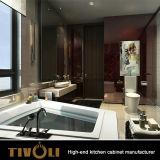 Шкафы тщеты ванной комнаты Desginer с неофициальными советниками президента Cusotm сделали Tivo-0032vh