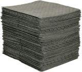 灰色オイルの吸収性のパッドおよびロールスロイス