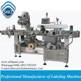 Automatische Aufkleber-Oberseite-Unterseiten-und Seiten-Oberflächenetikettiermaschine