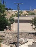 5 lumière solaire à télécommande de jardin des jours pluvieux 6W DEL