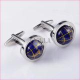 A qualidade super de VAGULA Cuffs os botão de punho 362 de Gemelos das ligações de punho do globo da novidade