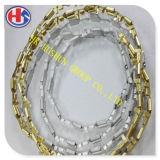 Поставьте разъем 250 серий женский латунный терминальный с Tin Plating (HS-FB-002)