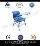 Hzpc269 di mano destra Lanciano-in su la presidenza ergonomica blu della plastica delle coperture del braccio del ridurre in pani