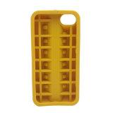 Caso de la manera 3D de silicona perro caliente iPhone 7 de la nueva llegada