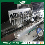 Machine à étiquettes de chemise de rétrécissement de bouteilles rondes conduite par Electricity