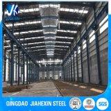 La estructura de acero ligera fácil de China del bajo costo prefabricó vertientes del taller del almacén de la casa