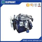 Diesel van de Motor 176kw Yto van het Gebruik 220kVA van de noodsituatie Generatie