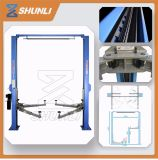 Shunli Grundplatte-beweglicher Doppelvorsichtsmaßnahme-Auto-Aufzug
